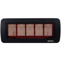 Bromic Tungsten 500 5 Tile Area Heater