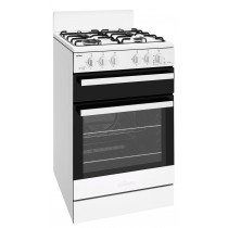 Chef CFG503WB Gas Oven