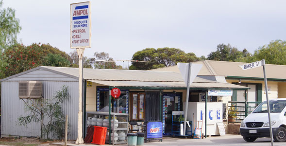 LPG gas from Callington General Store