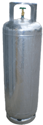45kg gas bottle - cylinder