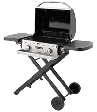 Gasmate Portable Gas Team Grill BBQ