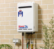 Rinnai Infinity 26 LPG gas hot water systems