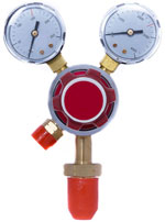 Acetylene regulator Gas type
