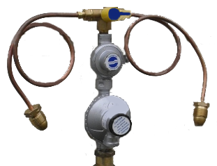 Propane Gas Pressure Regulators